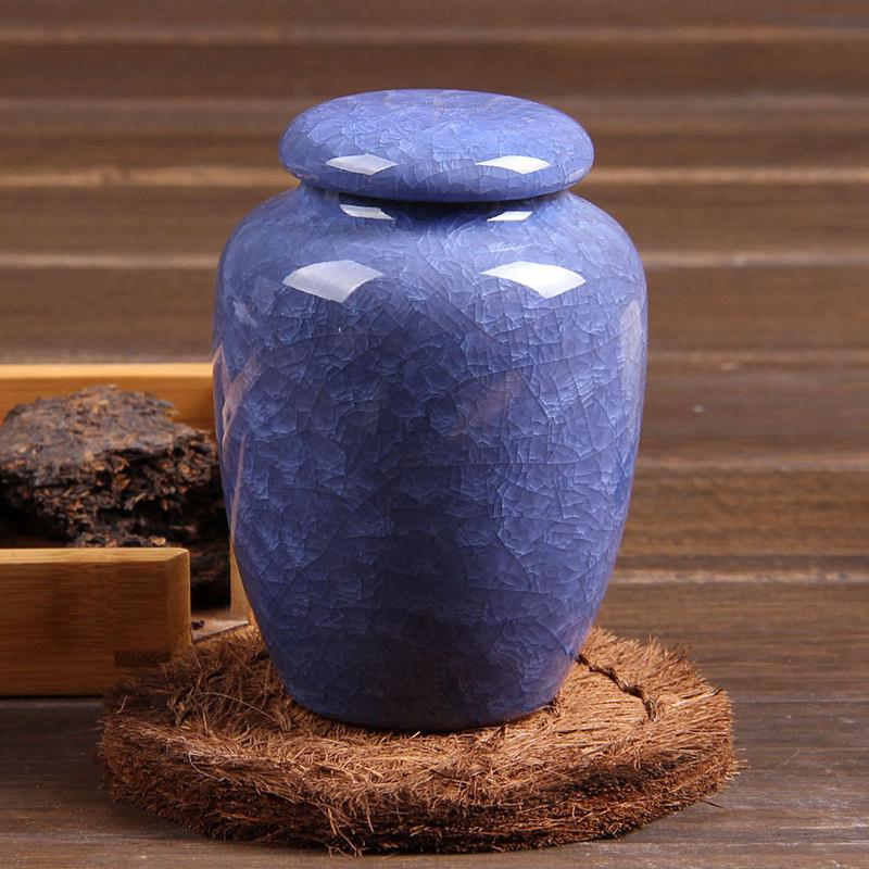 百鸿陶瓷冰裂茶叶罐20141230-56DYPG