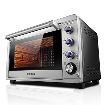 Petrus/柏翠 PE5459智能电烤箱家用烘焙多
