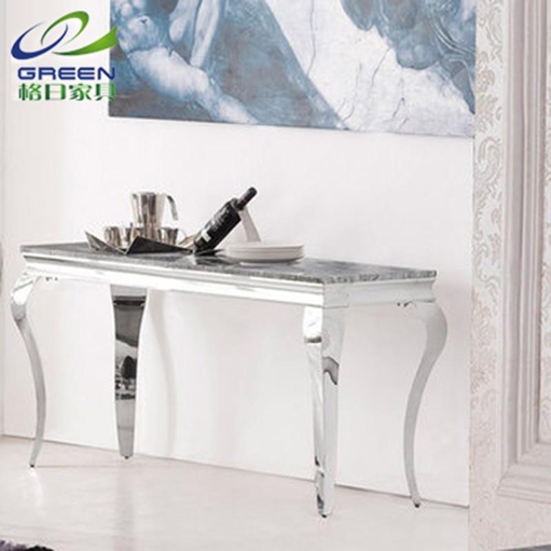 格日家具简约欧式新古典不锈钢门柜108