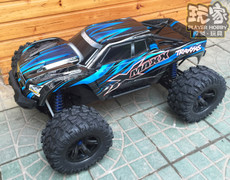 Motorised machines and on fuel Traxxas