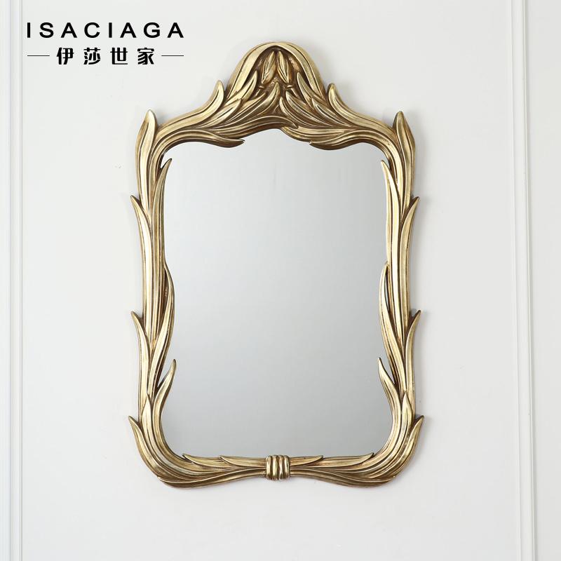 伊莎世家美式复古壁挂镜GS102210