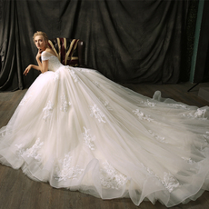 Wedding dress Shengkena js1062 2017