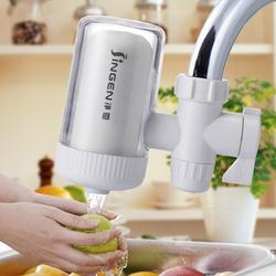 净恩JN-15水龙头净水器 自来水过滤器家用厨房非直饮机净化滤水器