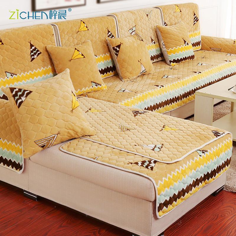 梓晨冬季沙发坐垫zc-flr-001