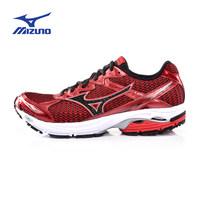 【提前购】Mizuno/美津浓 耐磨轻便男士专业跑步鞋  WAVE LASER 2