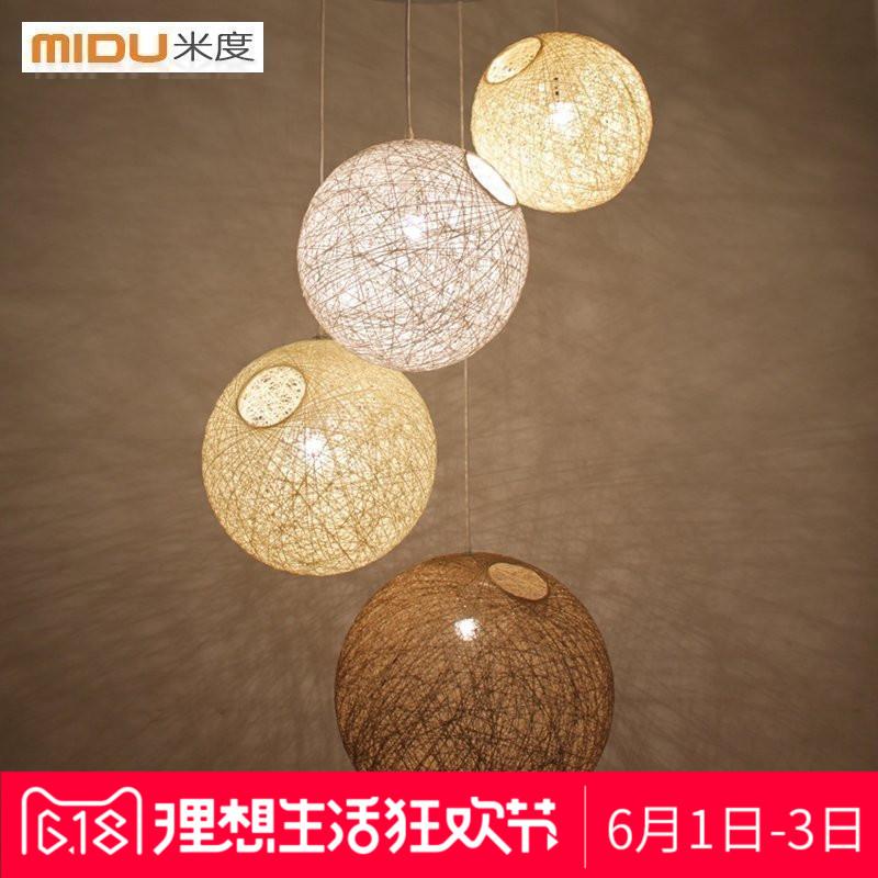 米度麻球吊灯02031
