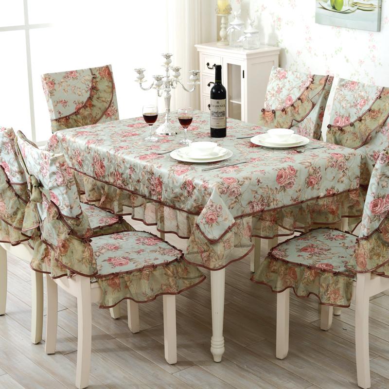 花木餐布桌布MD欧式八款