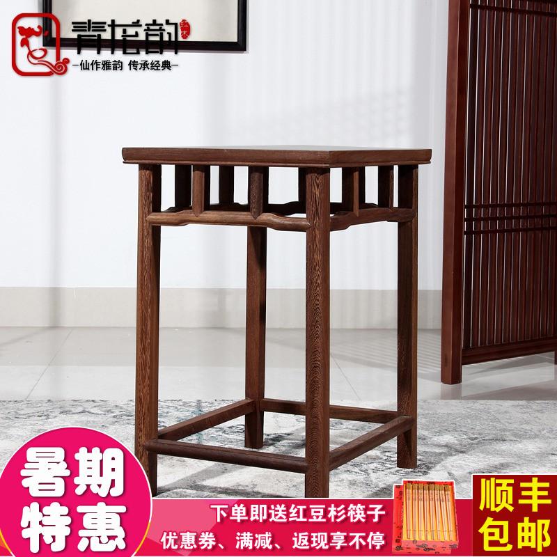 青龙韵红木家具小茶几BJ-3058