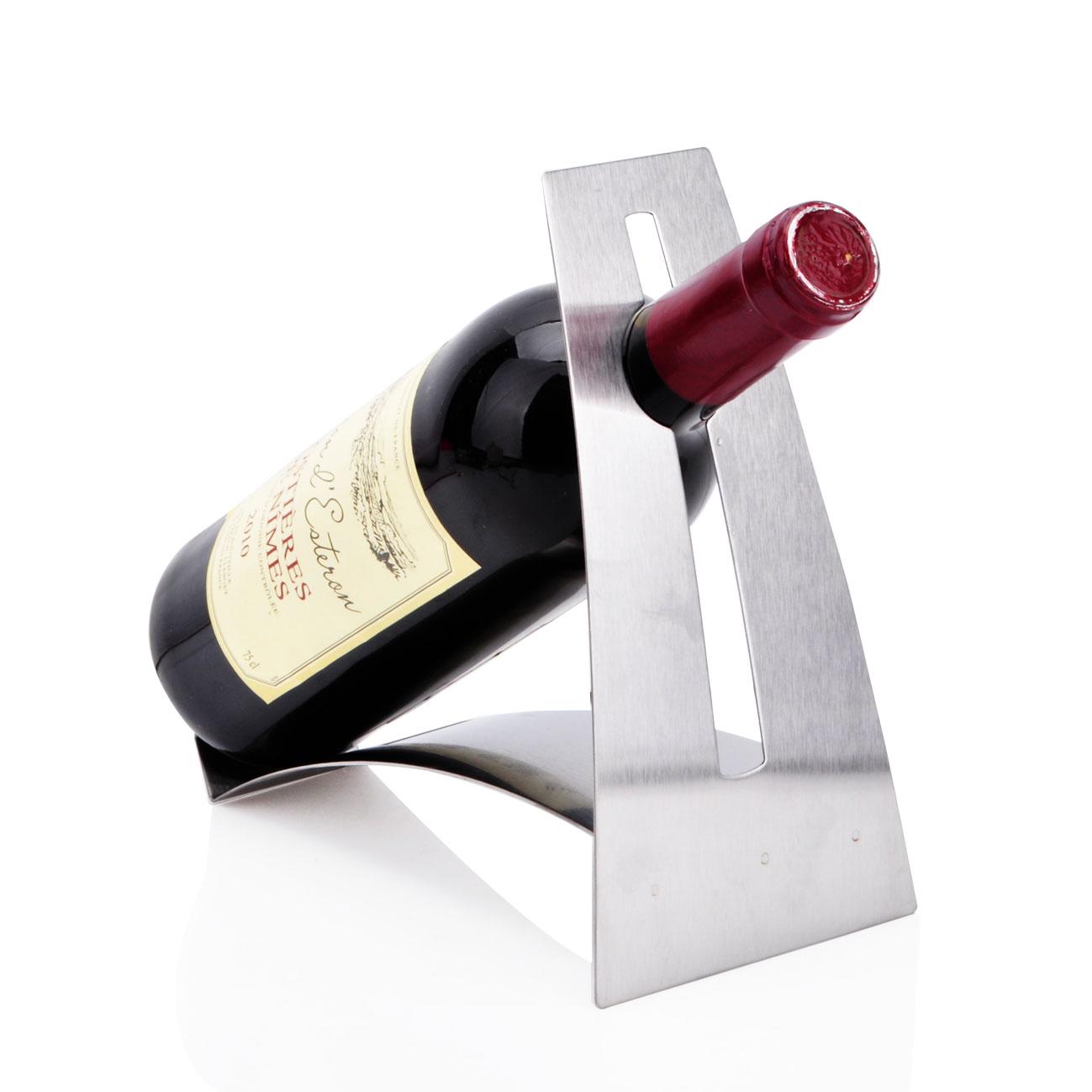 莱珍斯不锈钢红酒架L3952