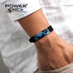 POWERIONICS美国正品NBA防静电手环运动能量平衡防水手链礼品专柜