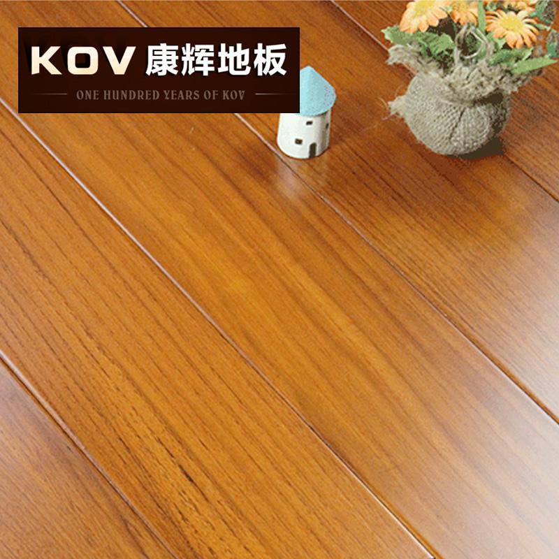 康辉KOV8868柚木纯实木地板