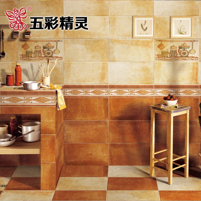 五彩精灵美式乡村风格地砖YC5502系列