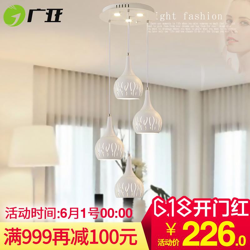 广亚led吊灯现代简约灯x37