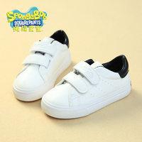 美国品牌中大童加厚棉鞋保暖童鞋男冬季加绒女童运动休闲儿童皮鞋