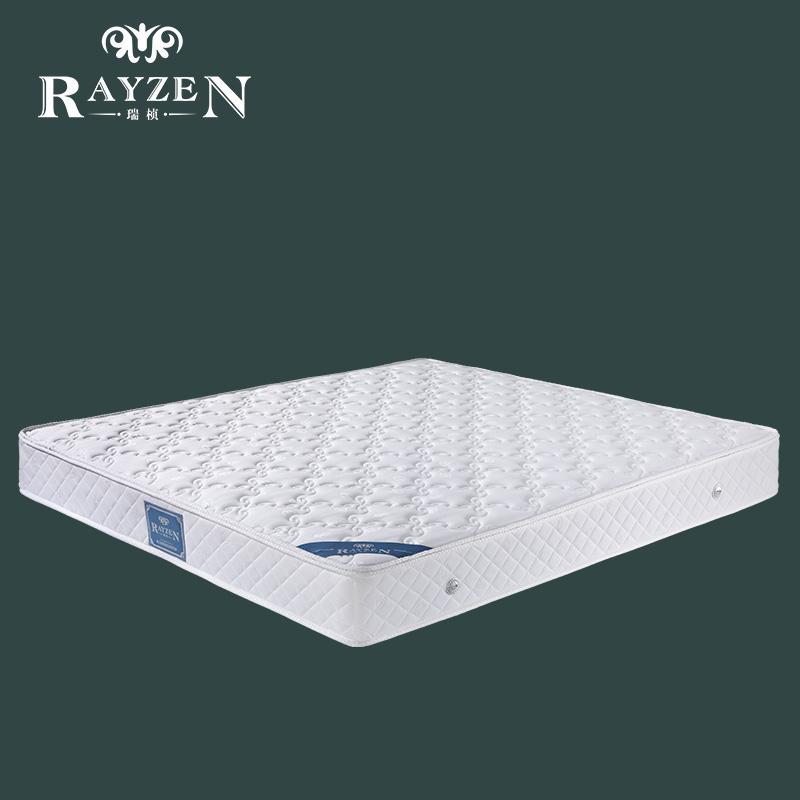 瑞桢床垫双人床弹簧乳胶床垫 RZ-666