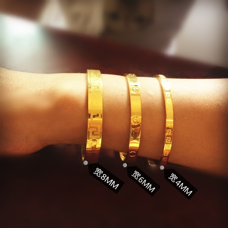 Do not fade the euro coins gold plated anti imitation for Does gold plated jewelry fade