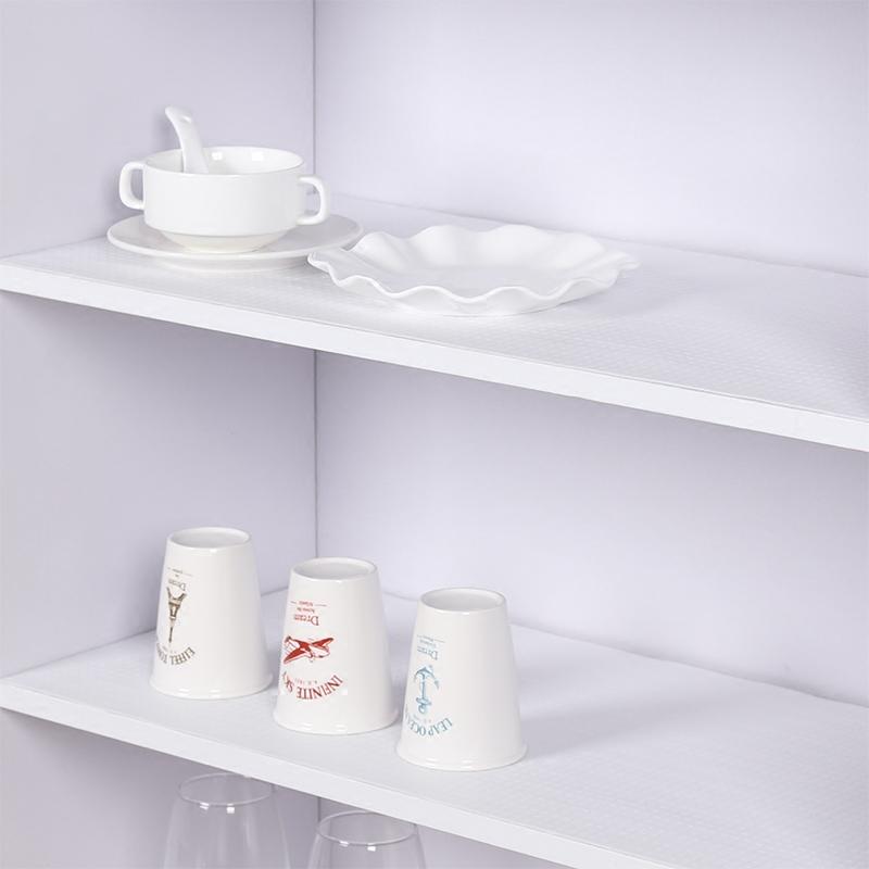 日本进口抽屉垫纸防潮垫防水橱柜鞋柜垫纸卧室衣柜家用抽屉贴纸