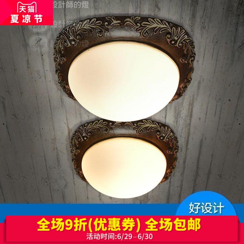 设计师的灯欧式创意儿童房吸顶灯罗马太阳吸顶灯