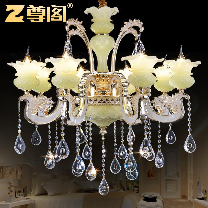 尊阁水晶吊灯CDE1408