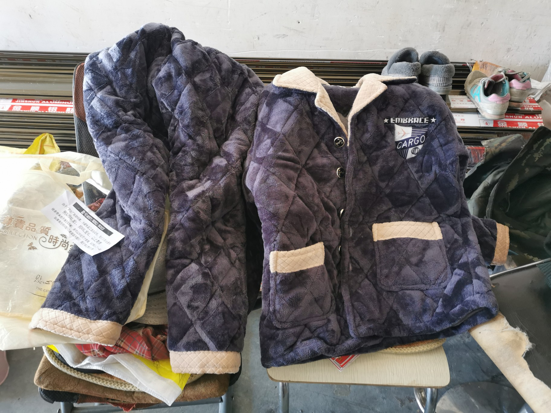 丰腾世家男士冬季睡衣怎么样?丰腾世家睡衣质量?质量如何?值得买吗?