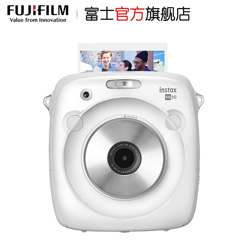 Fujifilm-富士 instax SQUARE SQ10数模一次成像相机立拍立得方形