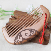 Chinese Wooden Comb