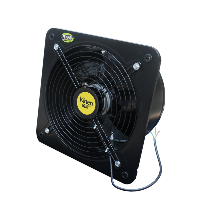 External rotor strength 12 inch high speed wall type for 8 kitchen exhaust fan