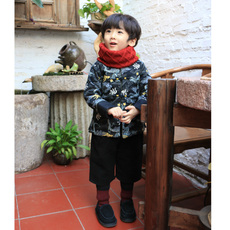 Chinese traditional outfit for children Platinum