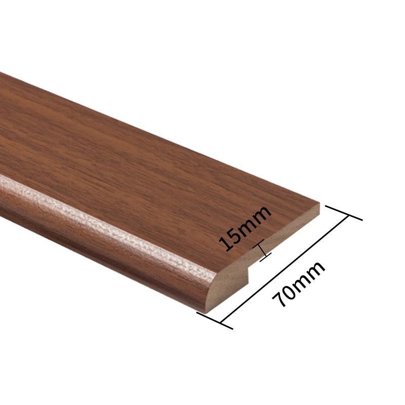 高密度复合实木踢脚线木地板地脚线贴脚线地角线墙角线脚踢线装饰