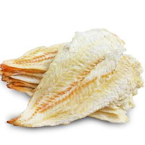 老鲜生鳕鱼片100g鱼片干烤鱼片孕妇健康营养年货小零食即食海鲜