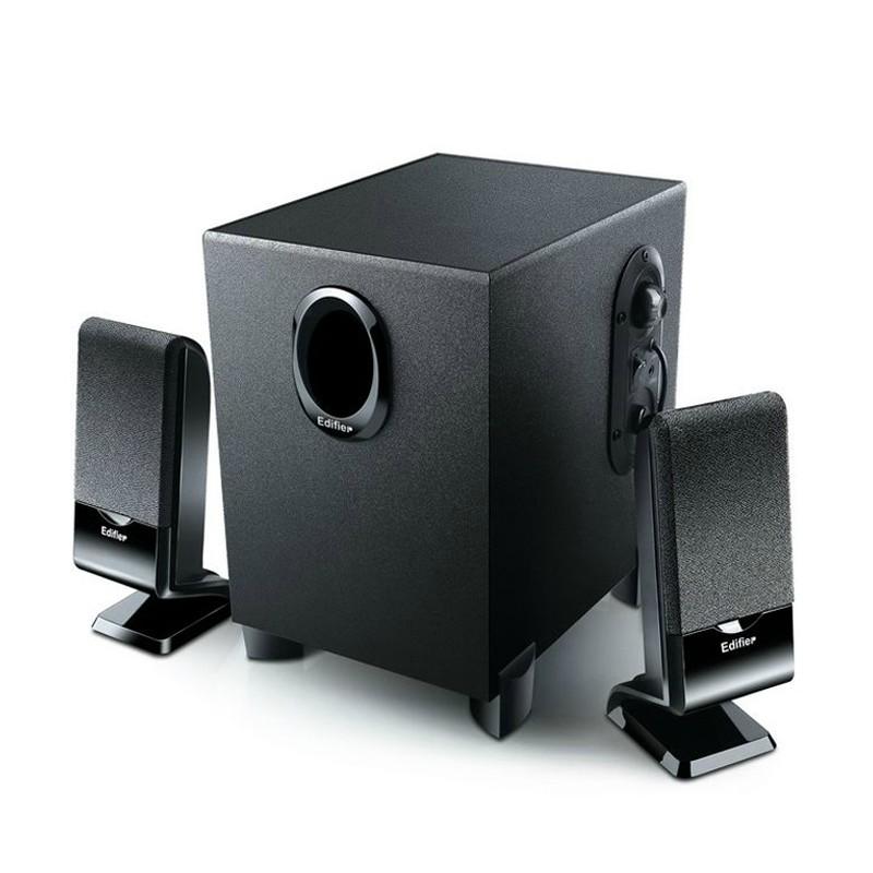 Edifier-漫步者 R101V 2.1声道电脑音箱 音响低音炮 台式机音响