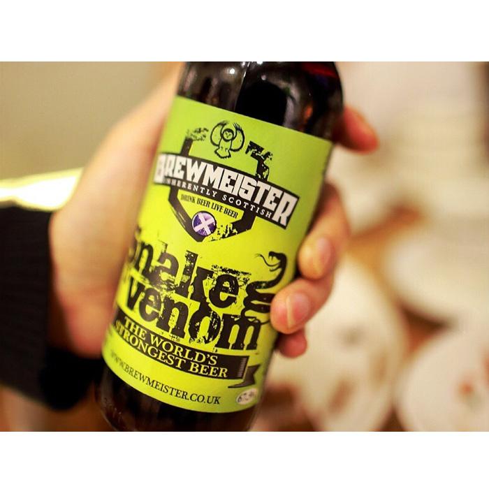 Пиво Snow bear  67.5 Snake Venom
