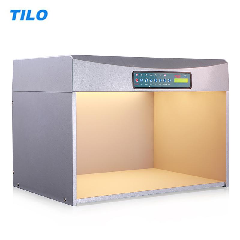 天友利tilo国际标准光源箱对色灯箱T60-P60+四五六光源英美式灯箱