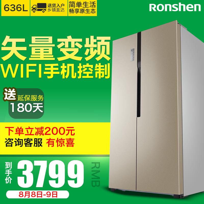 ronshen/容声冰箱bcd636wd11hpa