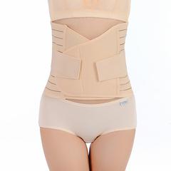 孕妇,产后,收腹带,加强,透气,腰带,收腹,肤色,均码