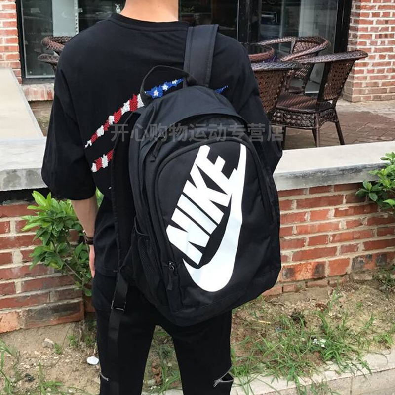 9c93d89d0f Nike shoulder bag men bag female bag 2019 new sports bag student bag  backpack computer bag