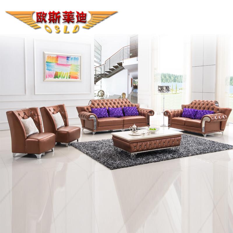 欧斯莱迪欧式后现代会所沙发XDY-568