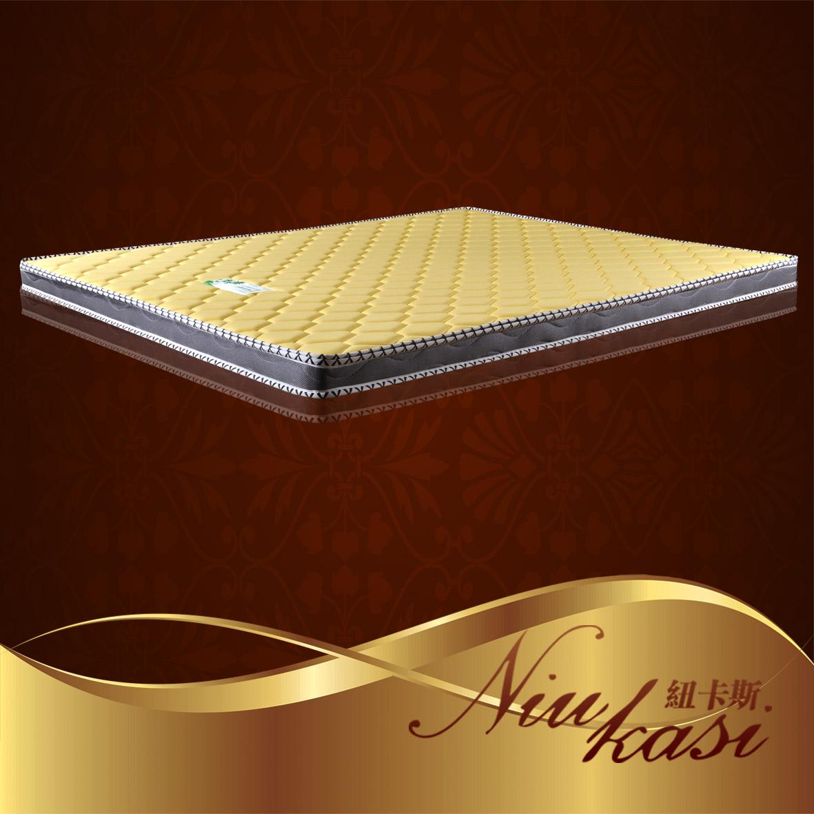 纽卡斯特硬品牌床垫四边款