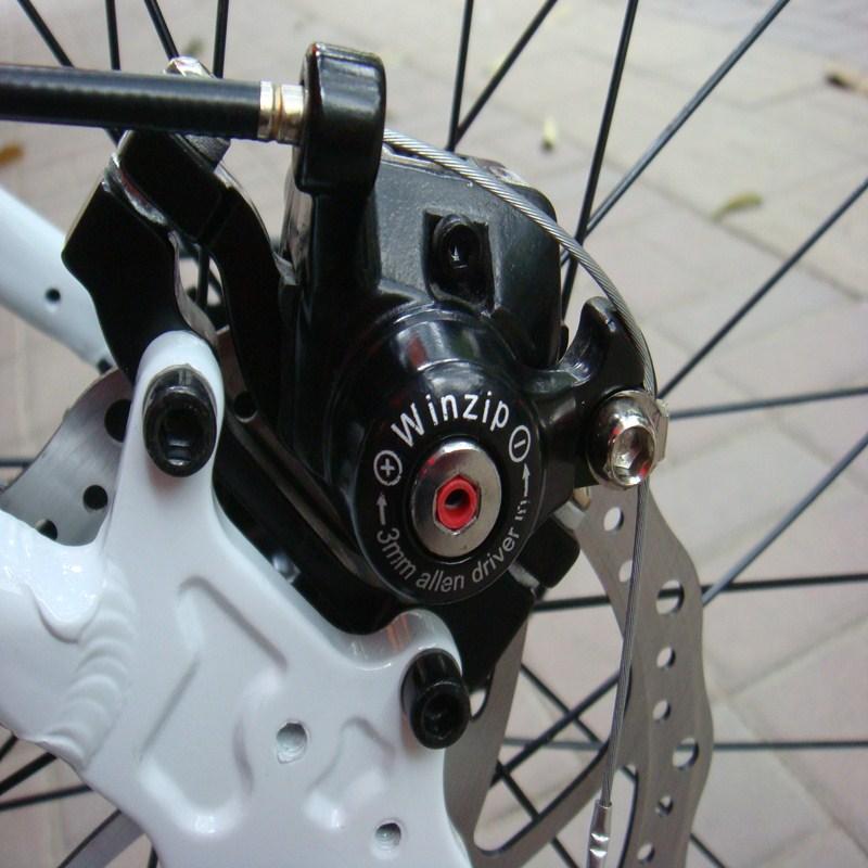 Тормоза для велосипеда Дисковые тормоза тормоз колодки MTB дисковые тормоза поймали Тайвань WinZip прибыли пу дисковые тормозные колодки