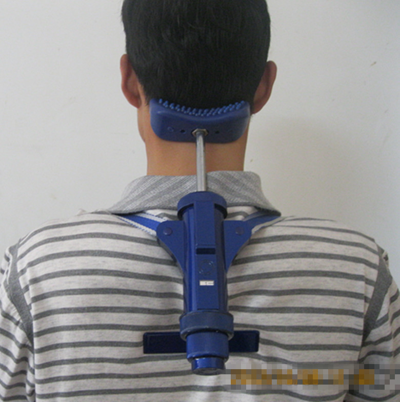 Тренажер для вытягивания шеи