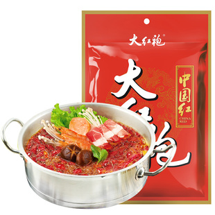 【包邮买3送1】 大红袍中国红火锅底料麻辣火锅底料400g