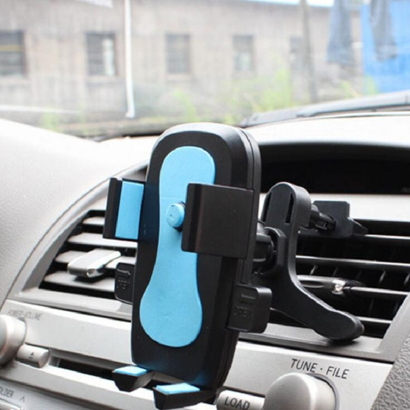 车载手机支架汽车用出风口车内通用型导航座吸盘式多功能汽车用品