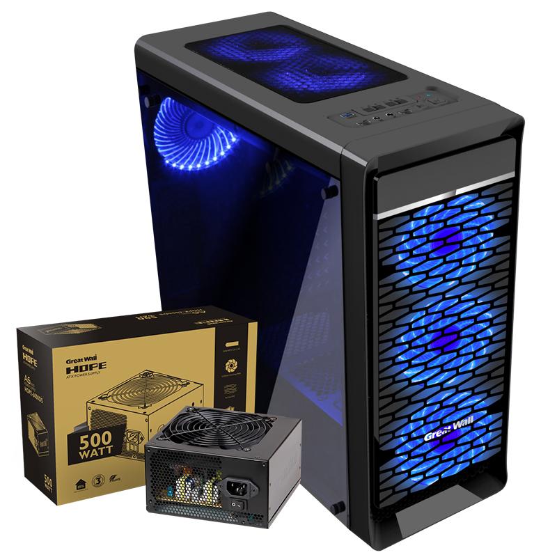 Цвет: Волшебное зеркало игровой черный+500Вт