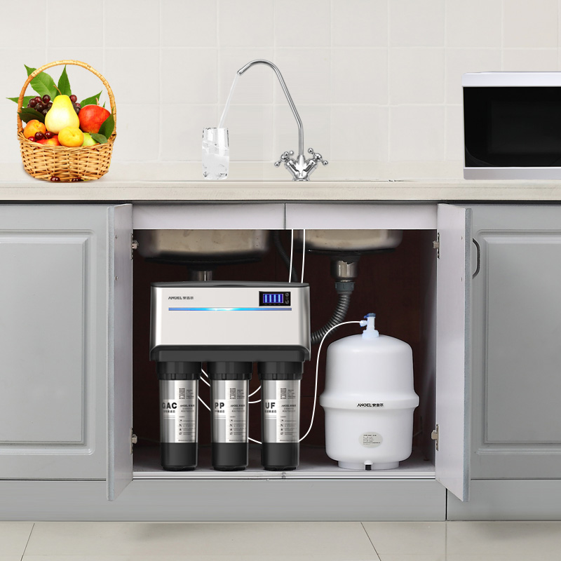 Angel High End Water Purifier Home Straight Drink ROB12 Kitchen Water  Filter Water Machine Ro Reverse Osmosis