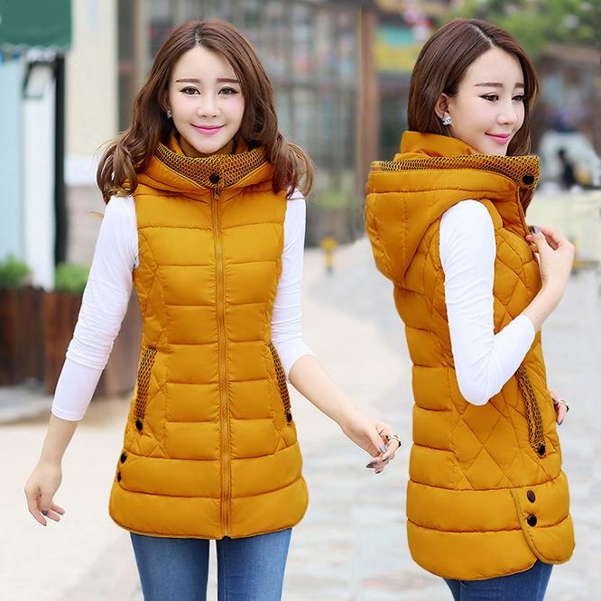 Women's vest  6808 2016