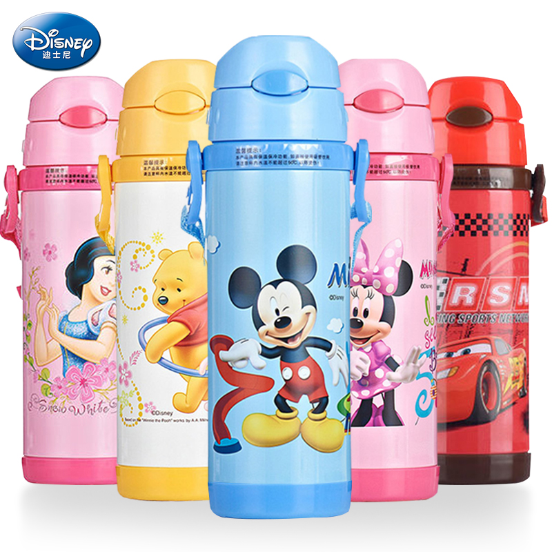 天猫商城:Disney 迪士尼 GX-5673 儿童保温杯450ml