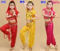 костюм для танца живота Dancing children's