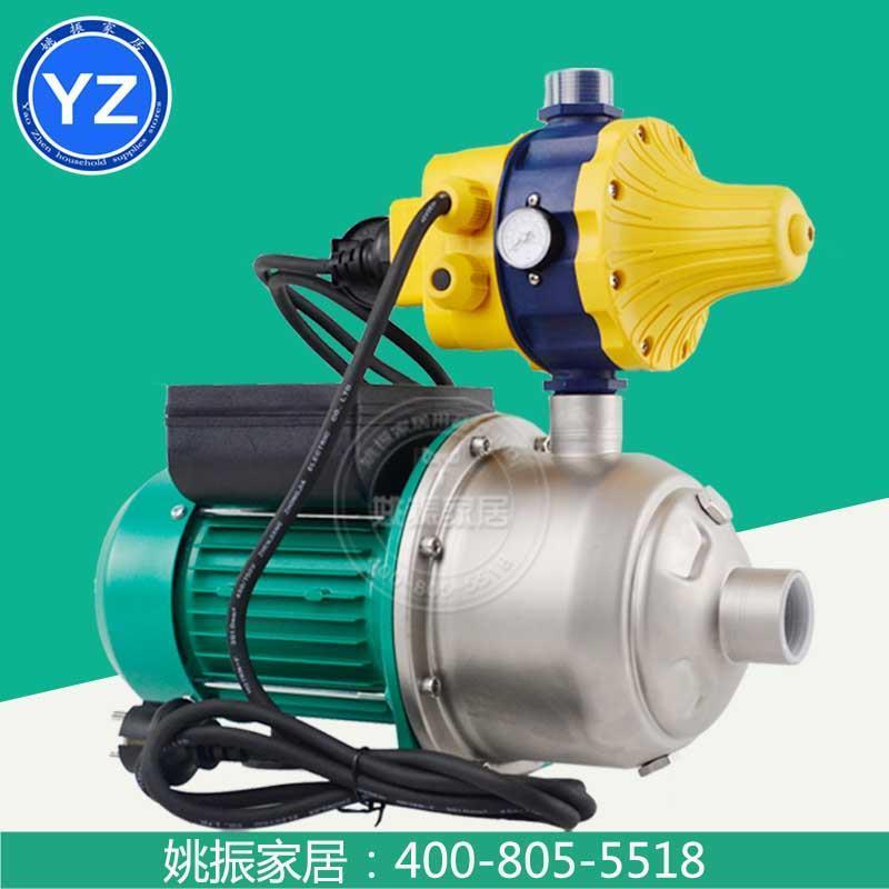 德国威乐水泵MHI-202-3-4-5-6EA家用新全自动增压泵不锈钢加压泵