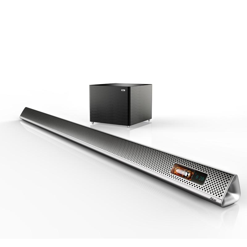 爱乐 Aiue G2000回音壁客厅投影电视音响蓝牙无线低音炮家庭影院