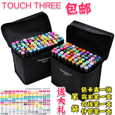 Фломастеры Touchthree TOUCH 60 80 168